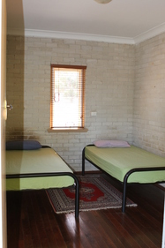 Mens living quarters
