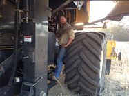 Bush mechanics - New Holland 9060 - 2015